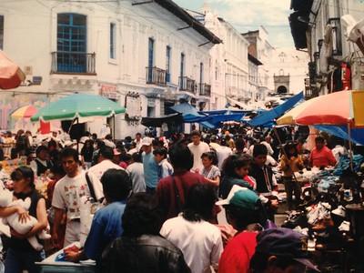 1996 Sept  Quito