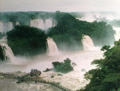 1997 Feb  Foz de Iguazu