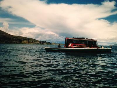 Jan 1997  Lake Titicaca