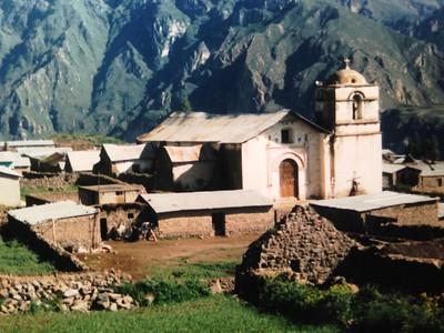 1997 March  Arequipa, Peru