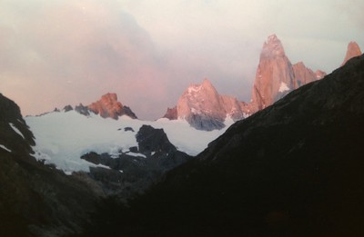 1997 March Fitz Roy & Torres del Paine