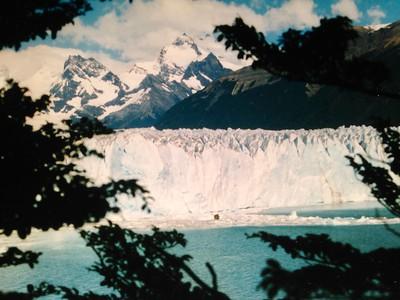 1997 March  Moreno Glacier