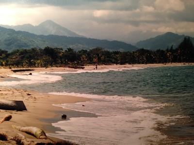 1999 Sept Utila, Honduras