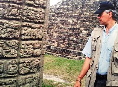 2000 Feb Copan Ruins, Honduras