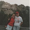 1992 July - Mt  Rushmore - Jessica, Bruce