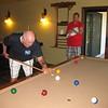 0712- playing pool at cabin at South Lake Tahoe- 7-12-12