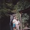 1991 July - Maui- on the drive to Hana