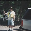 1992- camping with Evans -Bruce- Mirror Lake