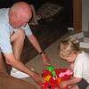 9667- Grandpa & Spencer played about 20 Hungry Hungry Hippos games