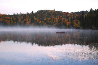 Lac Sleigh, QC
