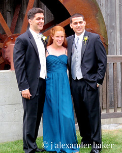Adam, Samantha, Jacob Rosette