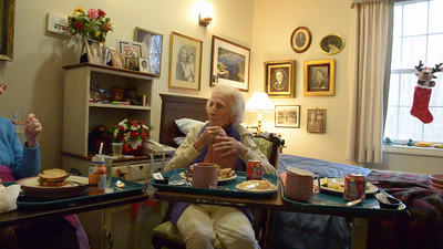 Video of Last visit with Marion & Edith (1 of 3)