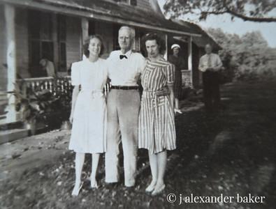 Marion, Wm Franklin, Edith Reade