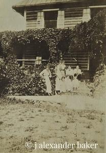 """AT Uncle Paul Nowel's """"cabin"""", Hillsboro, NY"""