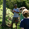 Then it was off on our tour of the ranch, led by our guide Gustavo.