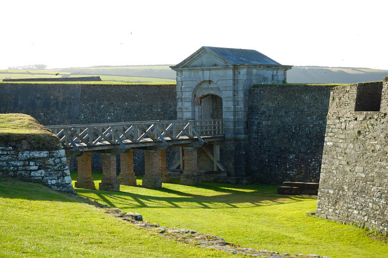 Charles Fort outside of Kinsale