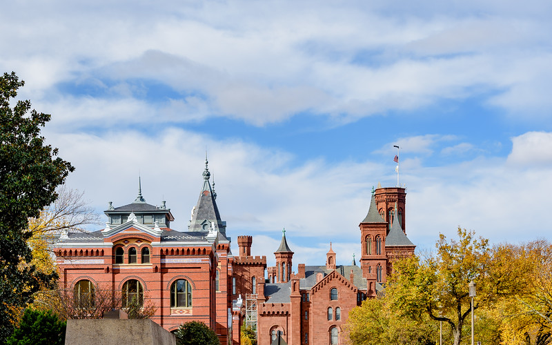 Smithsonian Arts & Industries Building and Smithsonian Castle