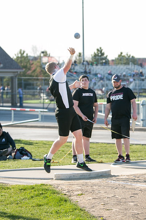 2018 4 30 Plainfield North throwers-9829