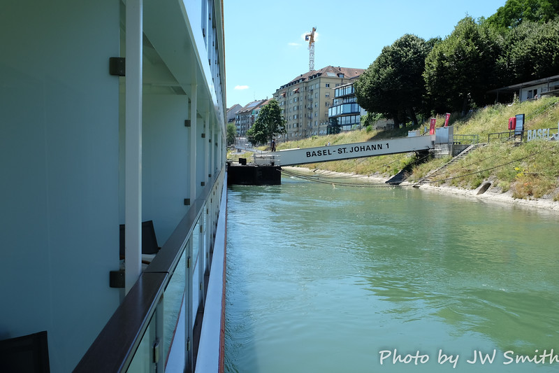 Berth in Basel Switzerland