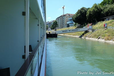 Berth in Basel Switzerland