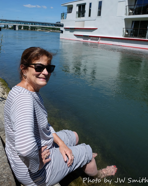 Cooling Off in the Rhine