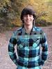 ryans senior pics15 Ryan standing