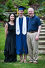 Photos after Ben's High School graduation