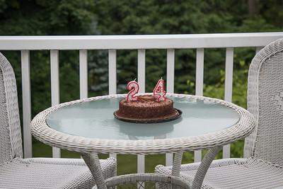Riley's 24th Birthday
