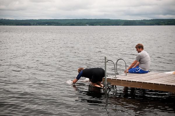 7.4.09 Lake Trip