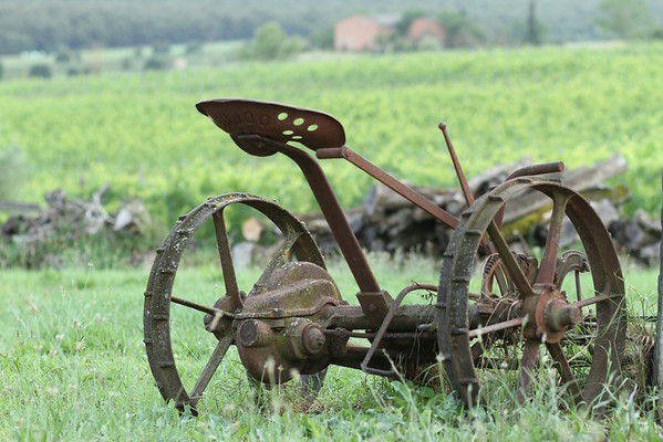 Farm equipment Locanda dell'amorosa