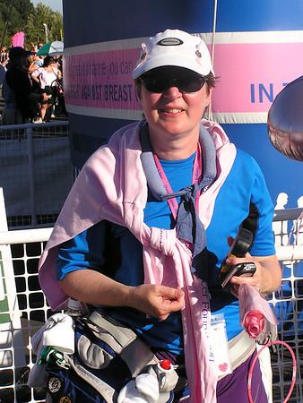 3-day Breast Cancer Walk, Aug 25-27, 2006
