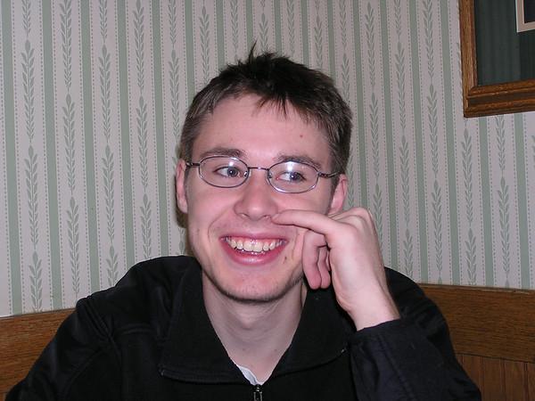 CWU visit, Dec 2, 2006