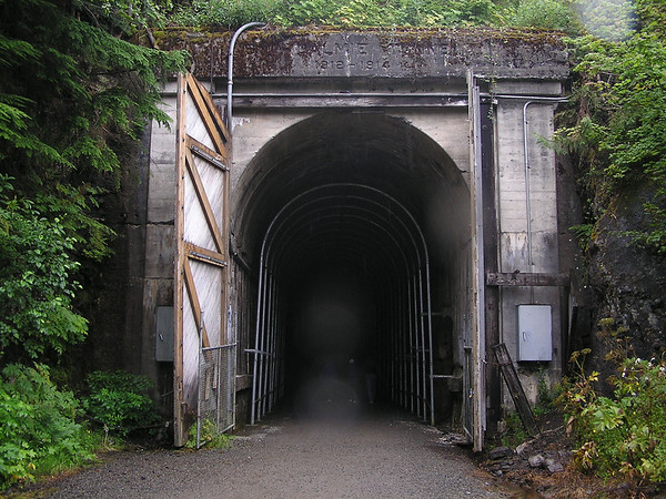 Snoqualmie Tunnel volkswalk, Aug 19, 2007