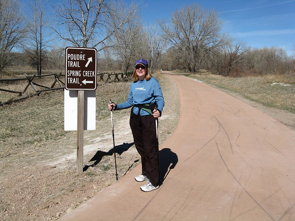 Fort Collins volkswalk #2, 23 Mar 2012