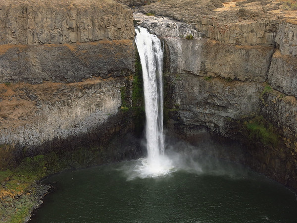 Palouse Falls State Park, October 12, 2012
