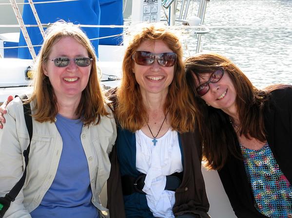 Sail on San Diego Bay,  July 1, 2012