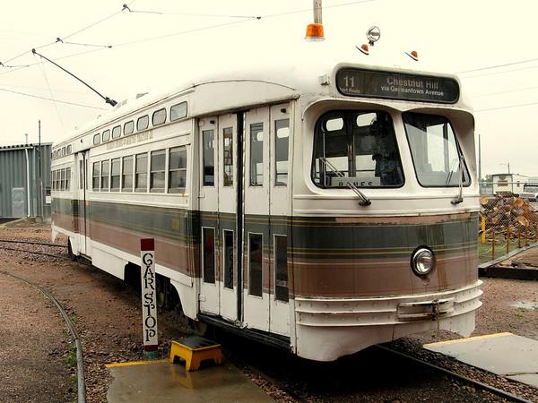 Trolley Museum, Colorado Springs, 7 May, 2012