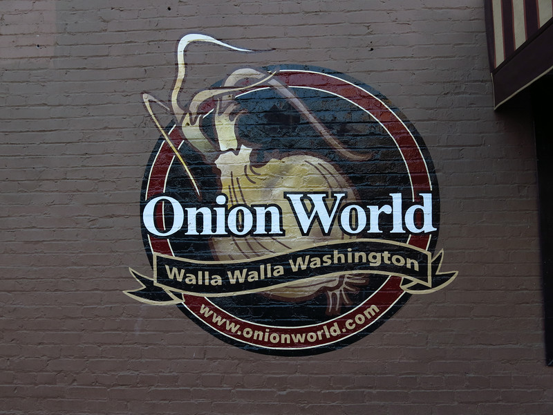 Walla Walla onions are very sweet.