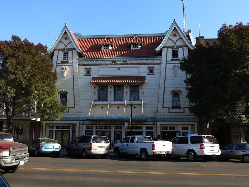 Liberty Theater on Main Street.