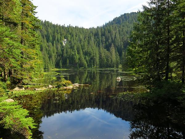 Ashland Lakes hike, Sep 19, 2013