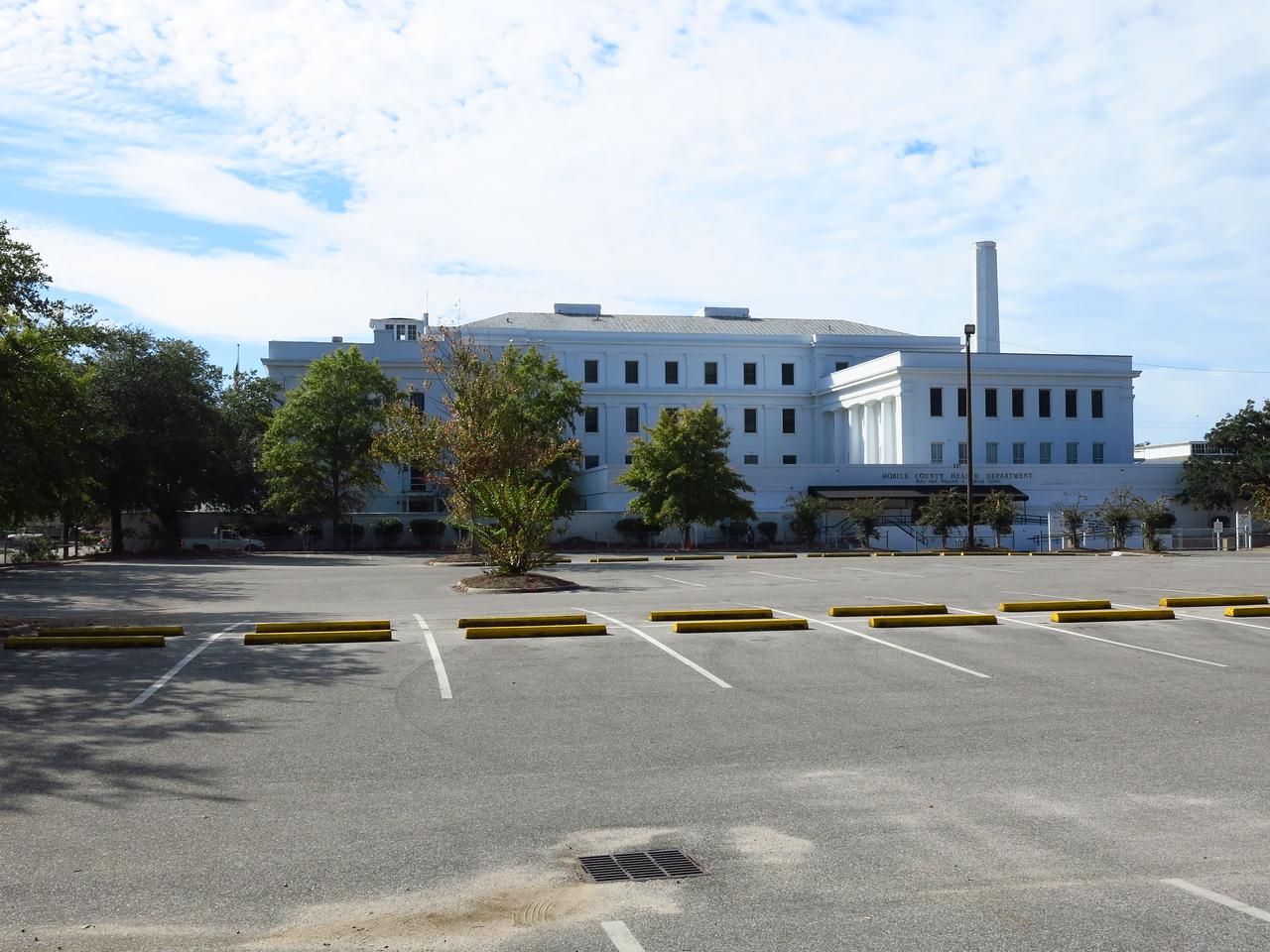 U.S. Marine Hospital