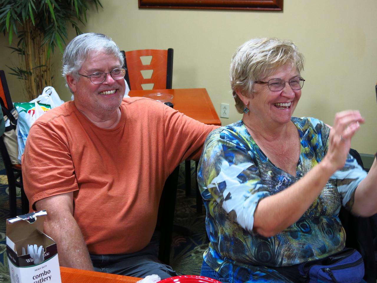 Wendell and Kathi