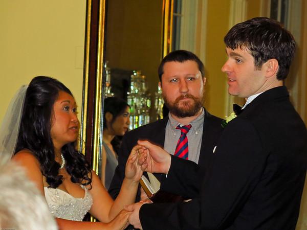 Robert and Christy's Wedding, November 9, 2013