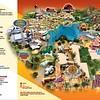 Universal Orlando's 2012 vacation brochure.