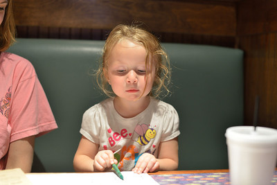 Coloring requires intense concentration