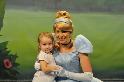 Meeting Princesses
