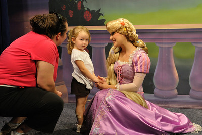 Meeting Repunzel