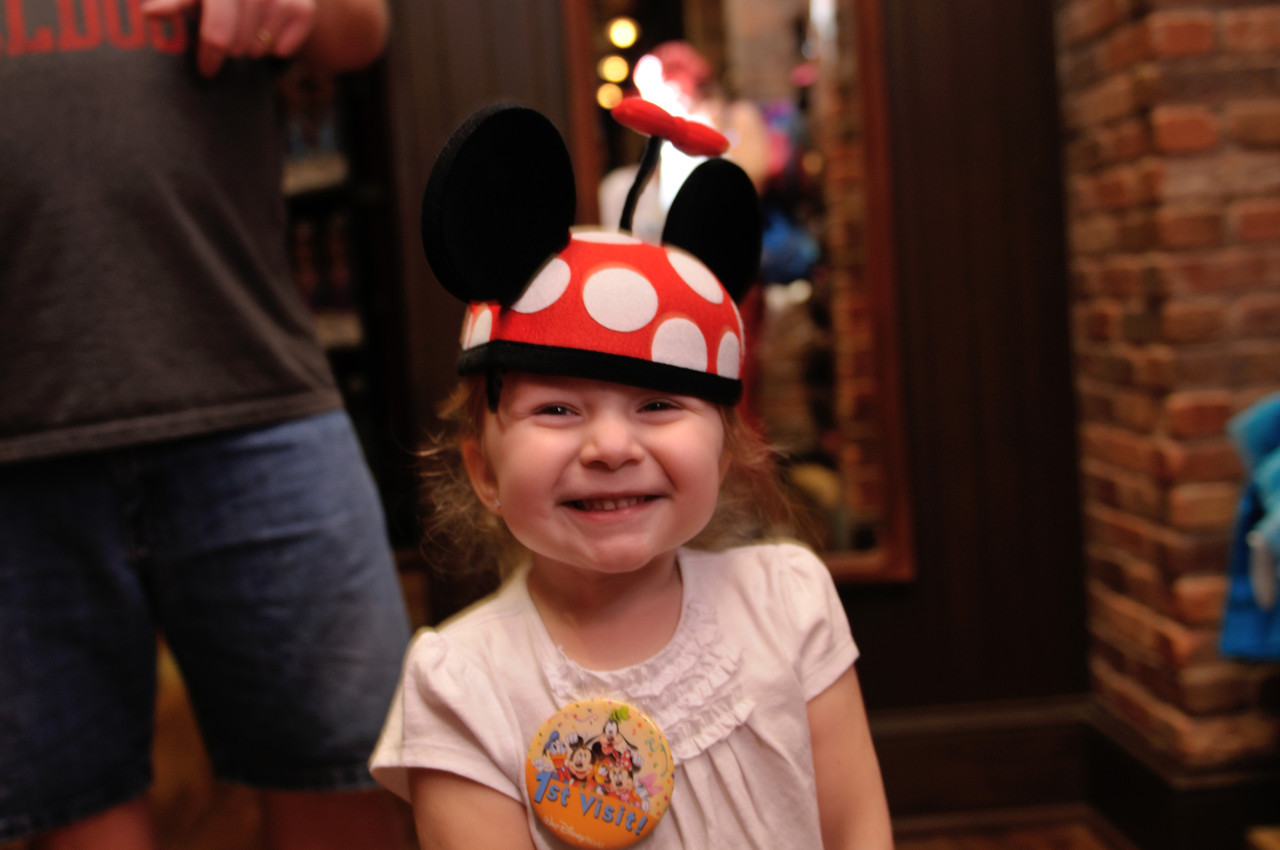 Looking for the right set of Mickey ears