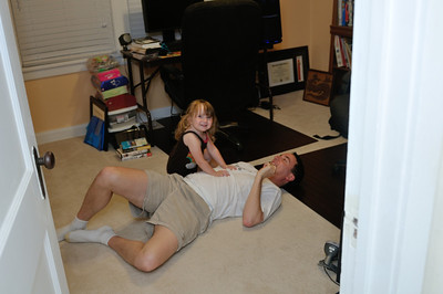 Beating up Pat