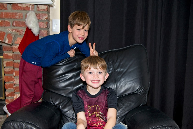 Wil and Kyson